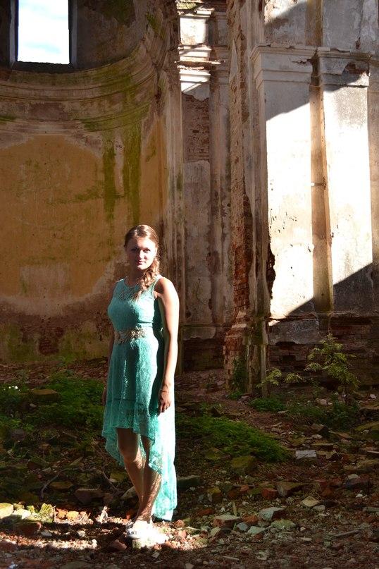 Диана Булыкина | Ушачи