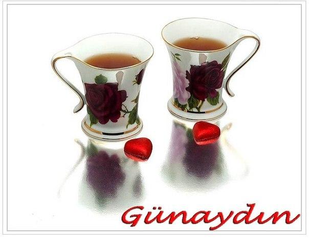 С добрым утром на турецком открытки