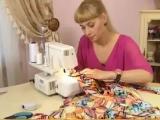 (Ольга Никишичева) как сшить красивую длинную юбку и топик