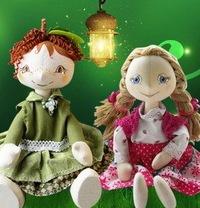 Галерея кукол, сшитых по нашим выкройкам