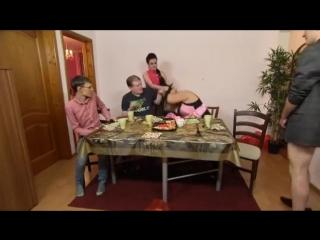 Яна Лукьянова и Анна Оргазмова - Драка