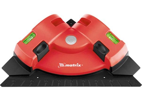 Лазерный уровень, маркер, угольник    MATRIX