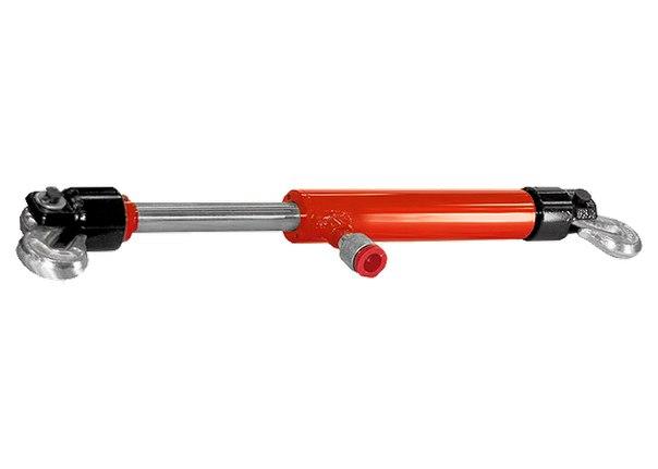 Цилиндр гидравлический, стяжной усиленный с крюками   MATRIX