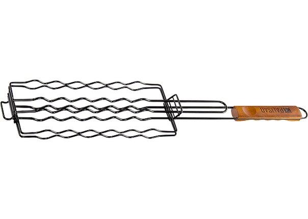 Решетка гриль для сосисок 235х90мм антиприг.   PALISAD