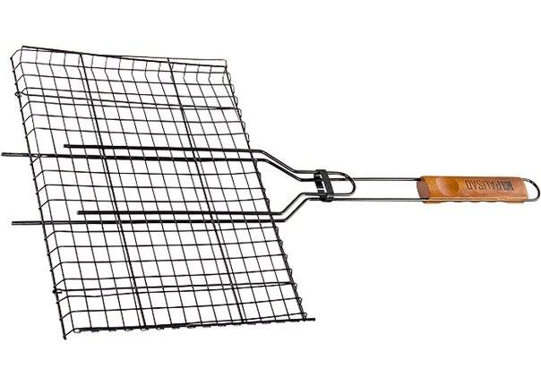 Решетка гриль 260х350мм антиприг.   PALISAD