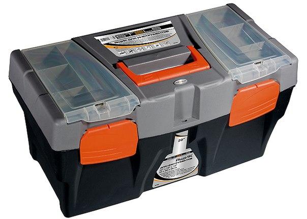 Ящик для инструмента, пластик   STELS