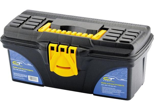 "Ящик для инструмента,  324х165х137мм  (13""), пластик   СИБРТЕХ"