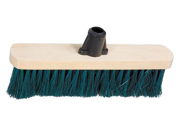 Щетка деревянная  для подметания пола, 280 мм, без черенка   РОССИЯ