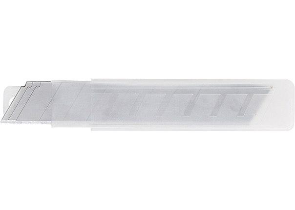 Лезвия,18 мм,10 штук   SPARTA