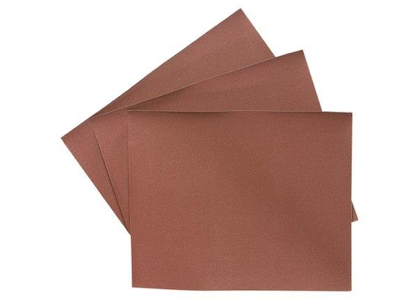 Шлифлист на бумажной основе, 230 х 280 мм, 10 шт., водостойкий   MATRIX