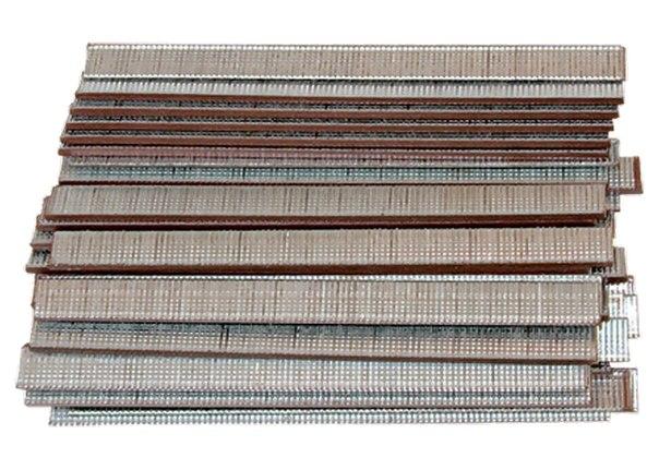 Гвозди для пнев. нейлера, ширина - 1,25 мм, толщина - 1 мм, 5000 шт.   MATRIX