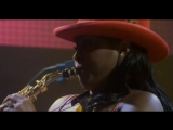 Pamela Williams - A Night With The Saxtress (2006) DVDRip