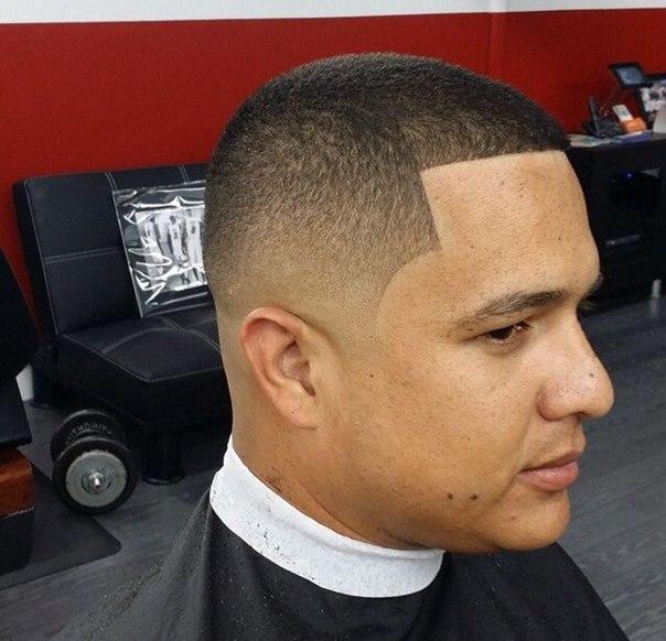 Популярные причёски нигеров