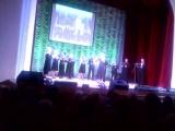Выступление праздничного хора Свято-Успенского мужского монастыря