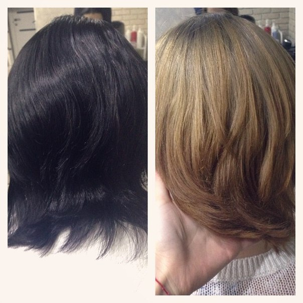 RE: В каком салоне хорошо красят волосы?