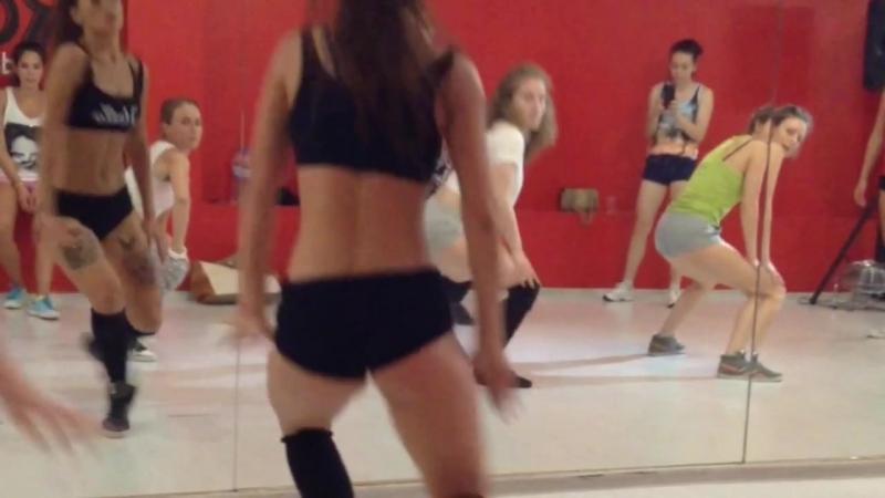Choreo by Lesssi Ciara feat. Future - Wake Up, No Make-Up