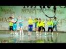 Хип хоп танцы для детей - школа танцев МАРТЭ 2012
