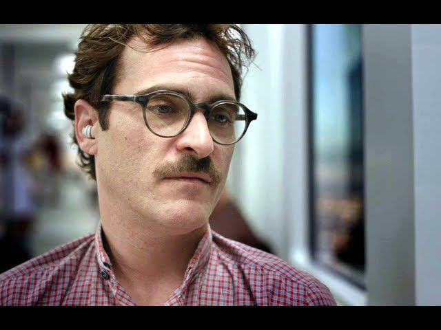 Her - Official Trailer (HD) Joaquin Phoenix, Amy Adams
