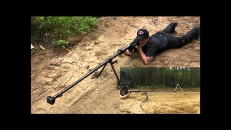 PTRD-41 Anti-tank rifle