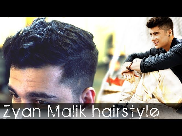 Zayn Malik Hairstyle | Men's Hair Tutorial | Slikhaar TV featuring Nick Robertson