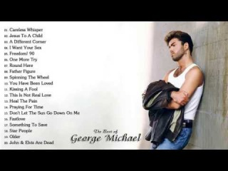 George Michael | Best Songs of George Michael | George Michael Greatest Hits