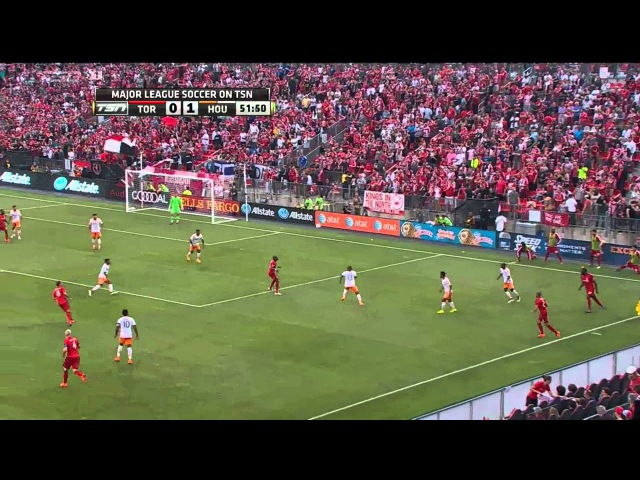 Bacardi Match Highlights: HOU vs. TOR - May 10, 2015