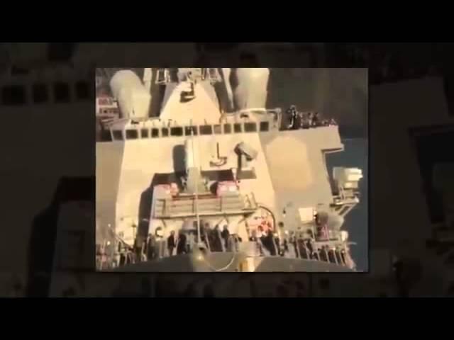 Американские ватники эсминца Дональд Кук обосрались в Чёрном море! Почему?