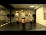 Hot Russian dancers twerking