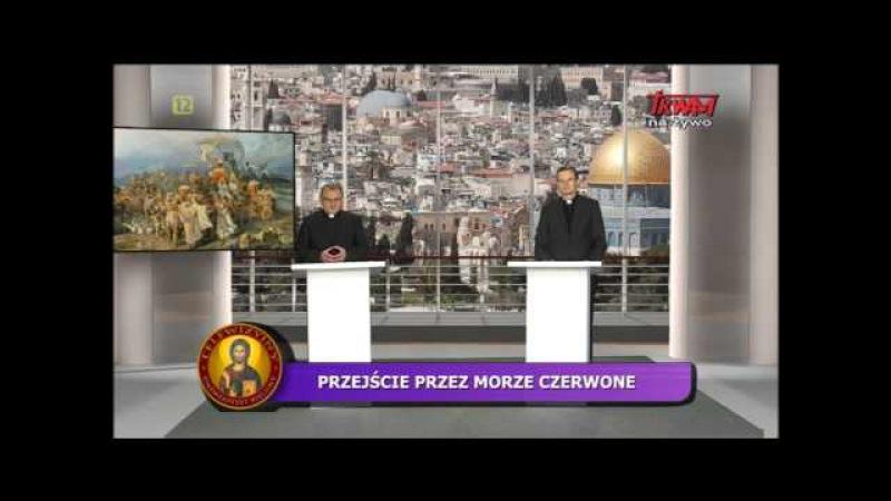 Telewizyjny Uniwersytet Biblijny Przejście przez Morze Czerwone