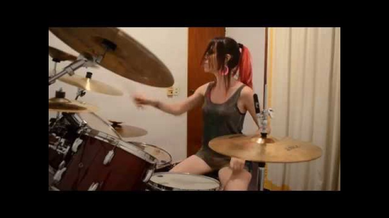 System of a Down Chop Suey! Drum Cover (by Nea Batera)
