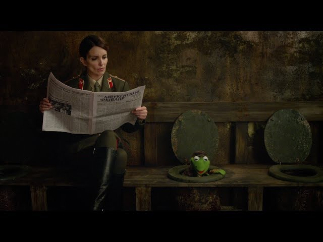 In The Gulag Movie Clip Tina Fey Kermit the Frog Muppets Most Wanted The Muppets
