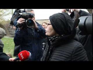 В Киеве прощались Олесем Бузиной. ✔✔✔Нельзя за инакомыслие убивать человека.