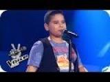 Loona - Hijo De La Luna (Salvatore)  The Voice Kids 2014  Blind Audition  SAT.1