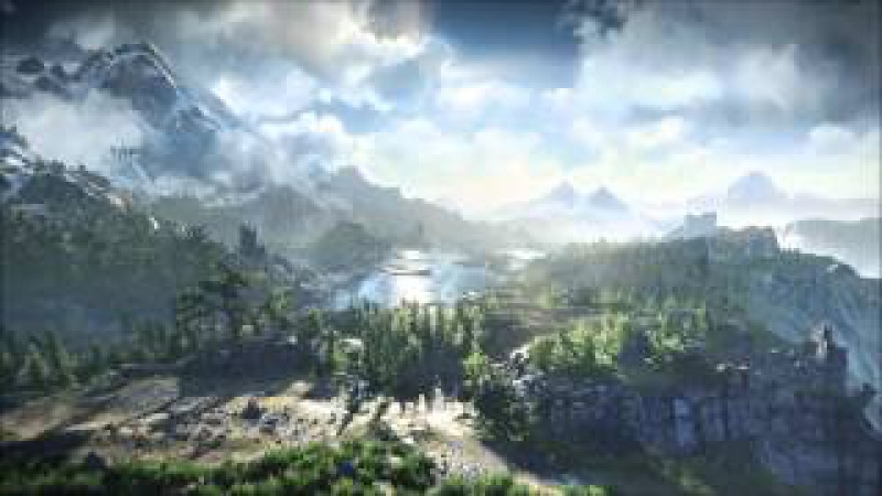 The Witcher 3 Wild Hunt OST - The Fields of Ard Skellig (Extended)