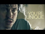 Will Graham You're unique (Hannibal)