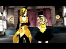 MMD x Gravity Falls Belle Cipher Vs Bill Cipher - Anything you can do, I can do better