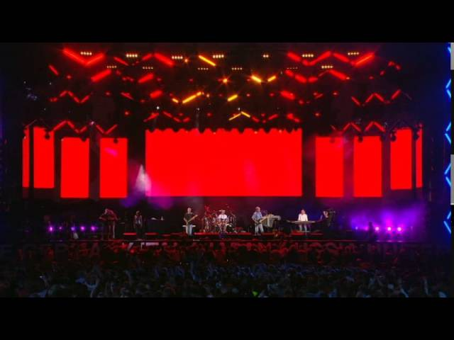 Pink Floyd - Comfortably Numb (live)