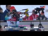 Биатлон. Кубок мира 3-й этап. Спринт. Женщины. Трансляция от 18.12.14 из Словении