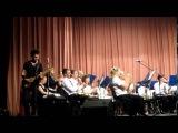 Вахтанг Торели и Волга-Бэнд _Джо СатрианиCrowd Chant