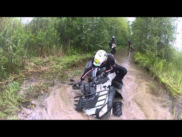 2013 08 10 Эндуро пробег Низовское болото 215 км Enduro Swamp Nizovskoe 215 km