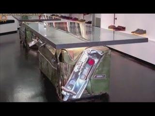 Jimmy DiResta - Стол из автомобиля