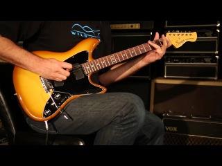 Swope Guitars Geronimo • SN: PILOT006
