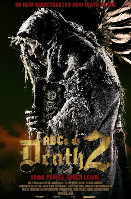 The ABCs of Death 2 (2014) Online