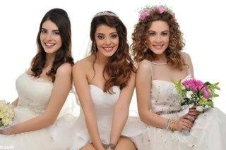 Сбежавшие невесты на русском озвучка