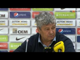 М. Луческу: Доволен, что не попали в капкан нервов