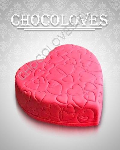 Сердца торт к 14 февраля детский торт