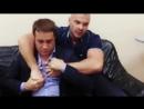 Эдуард Багиров и Максим _Тесак_ Марцинкевич.