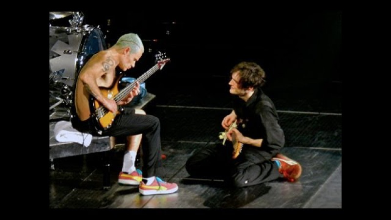 Red Hot Chili Peppers Californication Live Intro Jams with Josh Klinghoffer