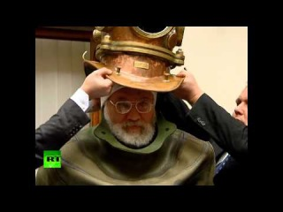 Глава ЦИК России необычным образом поучаствовал в флешмобе Ice Bucket Challenge