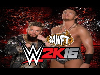 WWE 2K16 - TAG TEAM MATCH| ENZO AMORE AND COLIN CASSADY VS LUCHA DRAGONS [PT-BR]